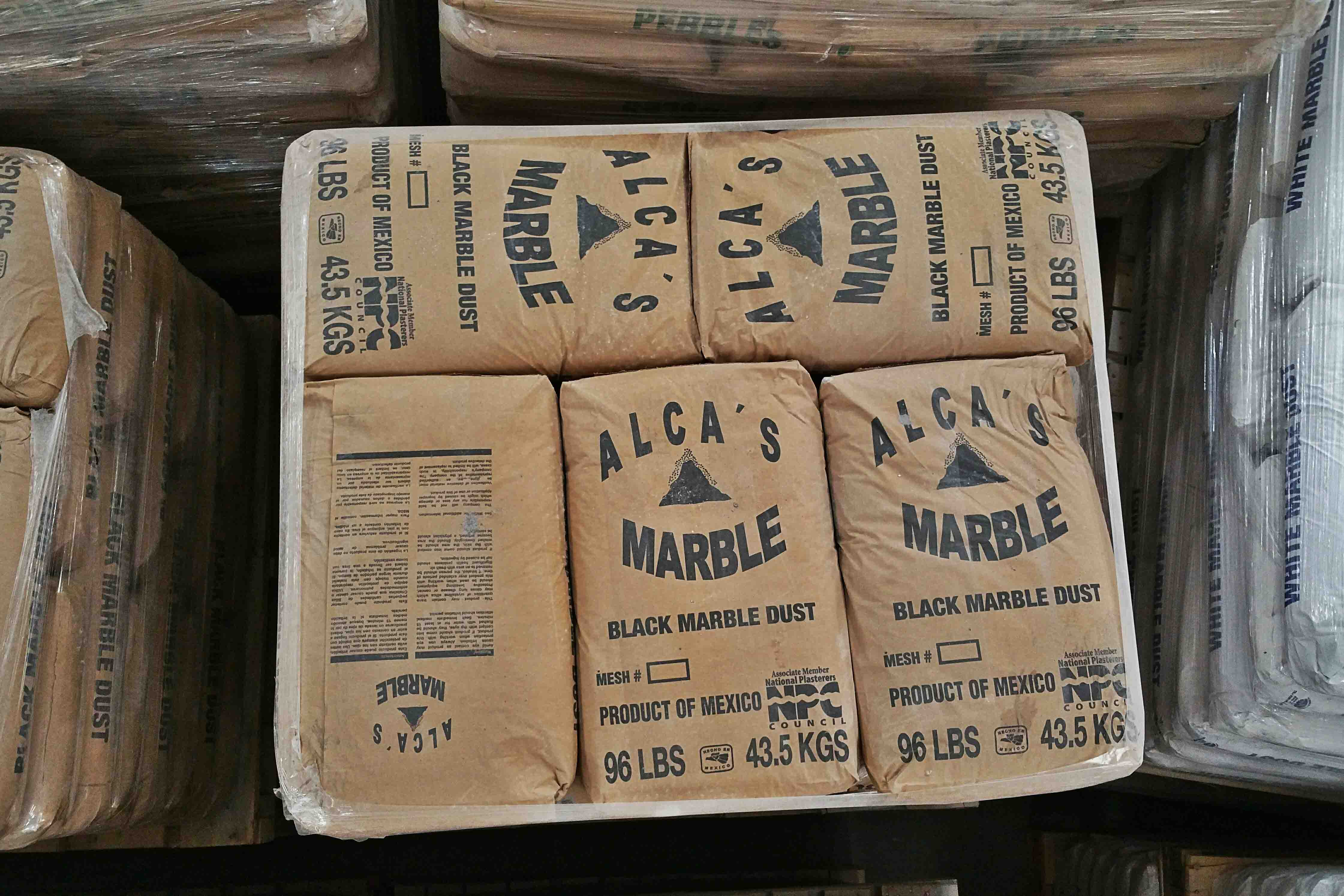 Alcas Marble Marble Dust